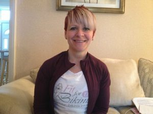 Tracey Barraclough underwent a pre-emptive hysterectomy and mastectomy after inheriting the BRCA 1 gene.