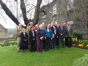 The Horsforth in Bloom Team