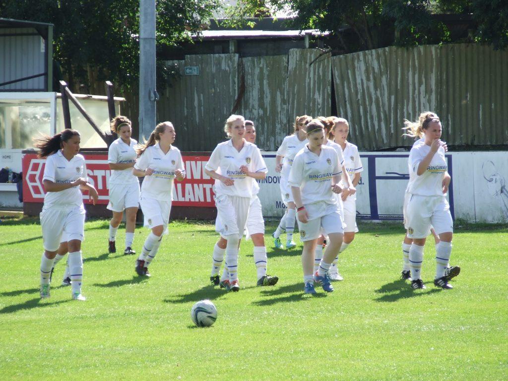 Leeds United Ladies.
