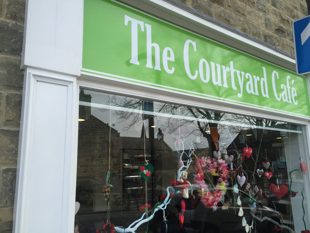 The Courtyard Cafe, Horsforth